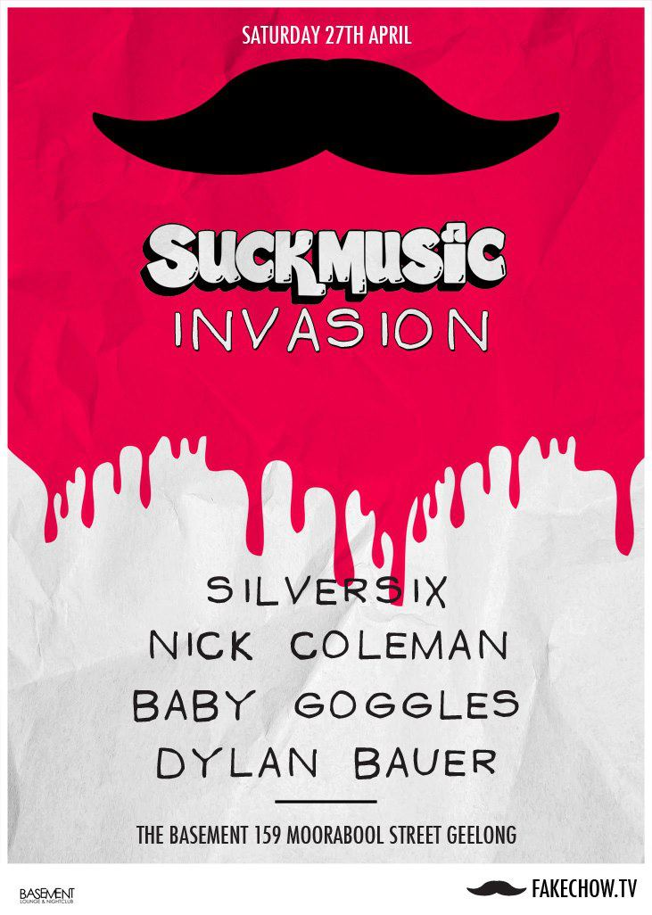 Suckmusic Invasion - Fake Chow
